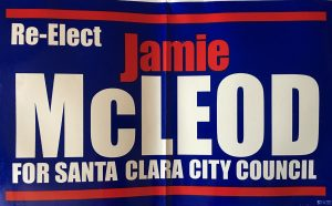 mcleod lawn sign