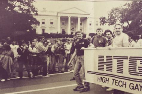 htg march on washington 1987