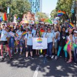 office LGBTQ affairs SVPride 2019 group