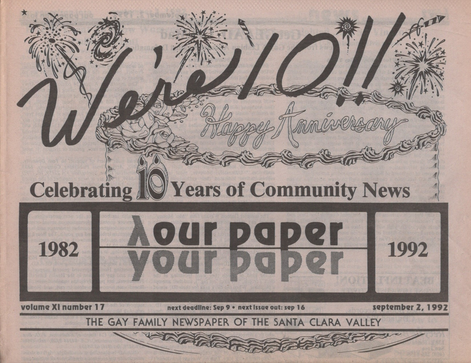 our paper your paper