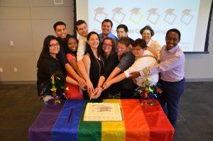 sjsu pride center rainbow graduation
