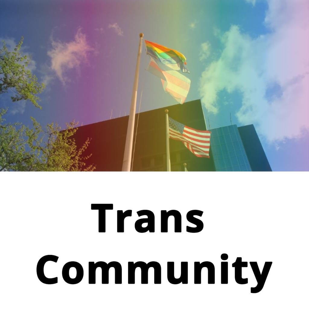 trans community box