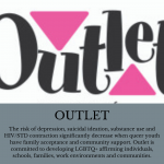 outlet post