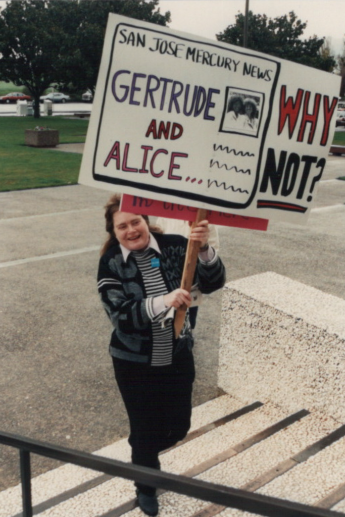 gertrude alice sign