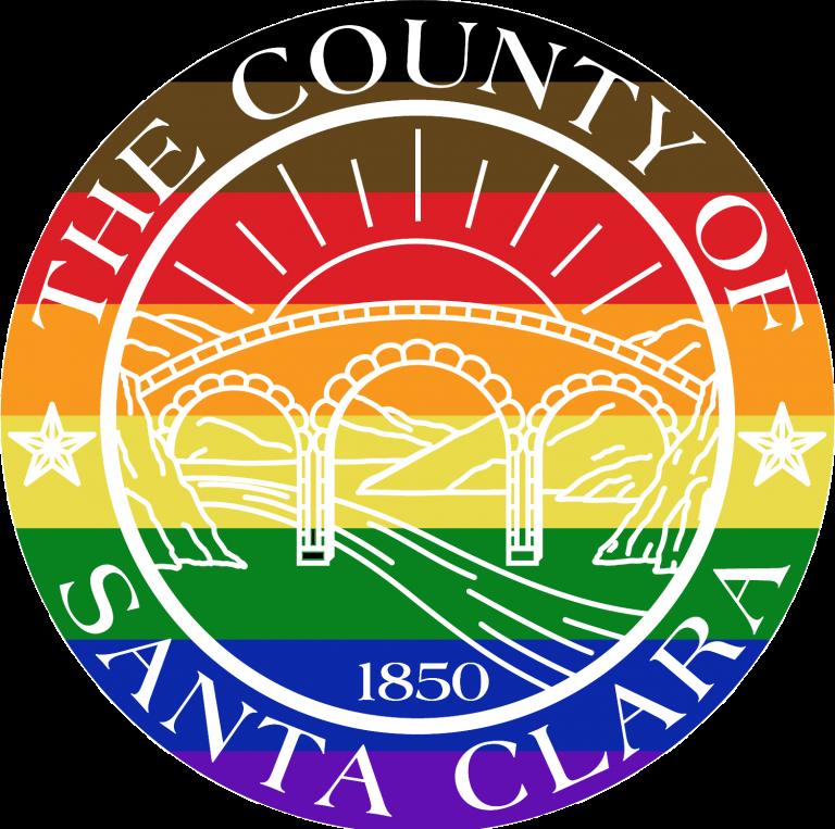 LGBTQ Seal of the County of Santa Clara