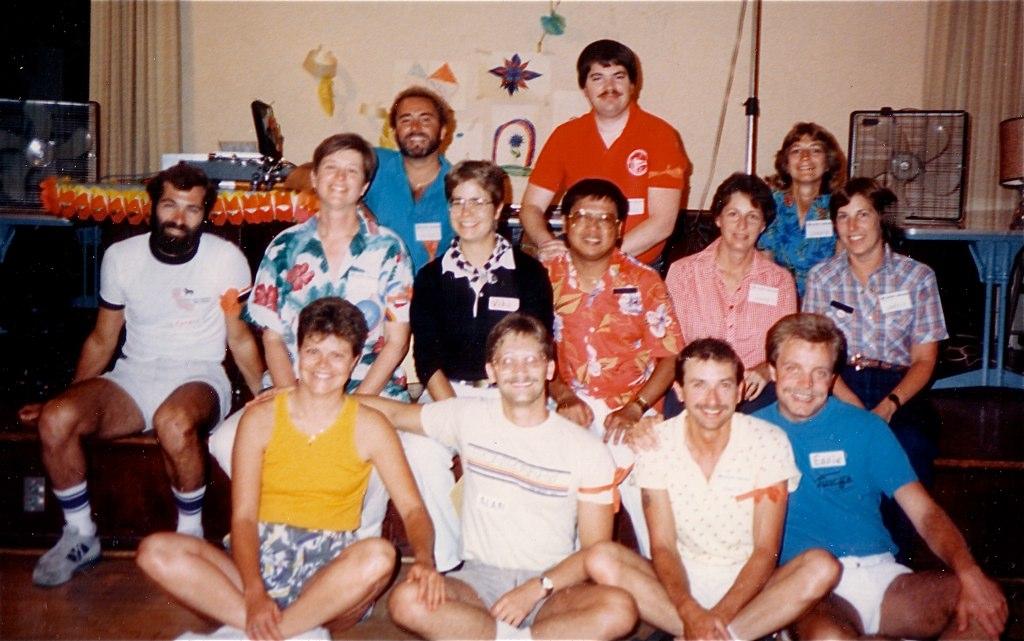 El Camino Reelers 1986 1988